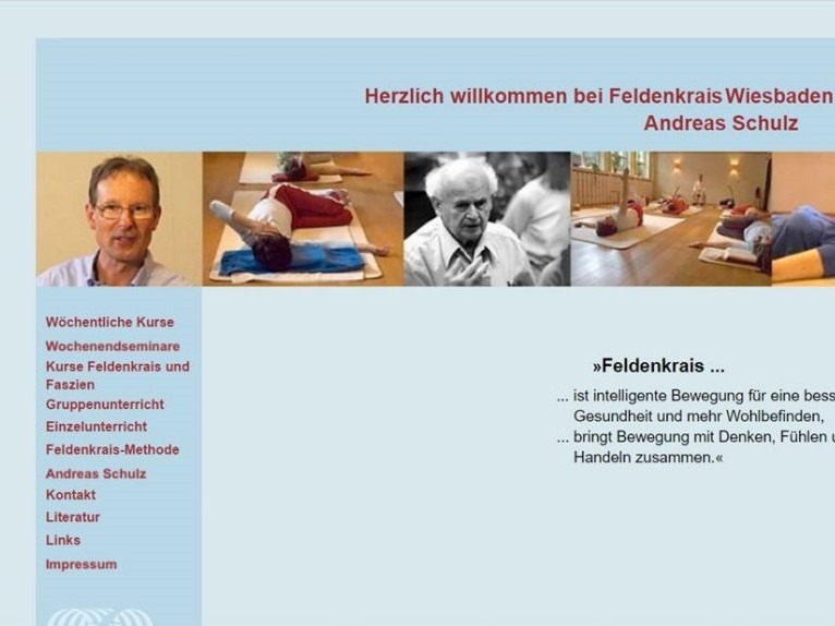 Rund um den Kiefer – Kurs Feldenkraismethode – 23.-25.7.2017